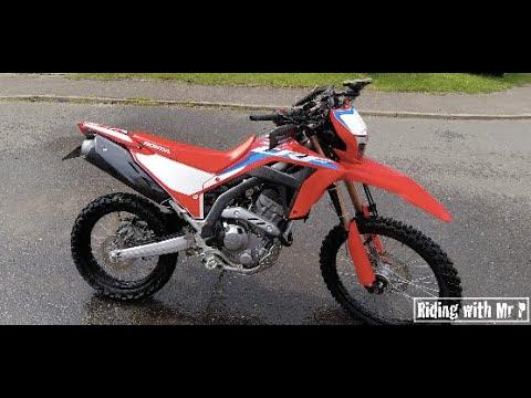 Download Honda CRF 300l shakedown...