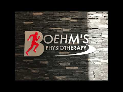 Boehm's Physiotherapy Commercial 2017