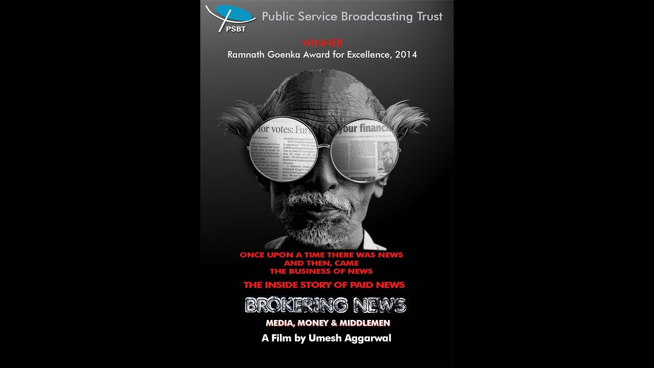 BROKERING NEWS – MEDIA, MONEY AND MIDDLEMEN