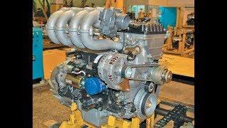 Самый простой и быстрый кап.ремонт ЗМЗ 405 Соболь,Газель