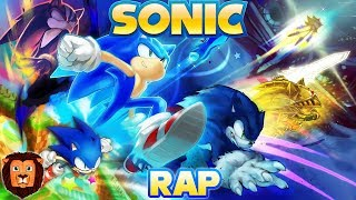 SONIC RAP CANCION 🎤🎶 | EL RAP DE SONIC CANCION DE SONIC LEON PICARON