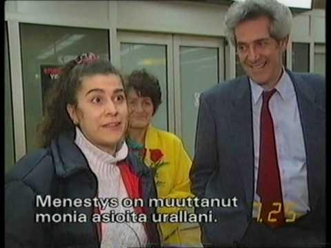 Cecilia Bartoli interview by Tomi Lindblom (1990s) / Finland