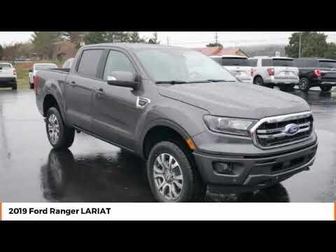 2019 Ford Ranger LARIAT New T8183