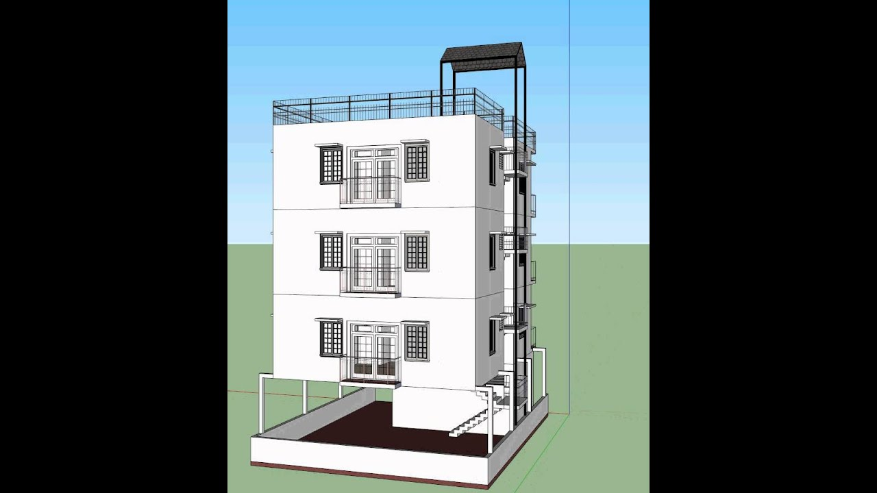Architecture Design 30x40 House project 1 (30x40) - youtube