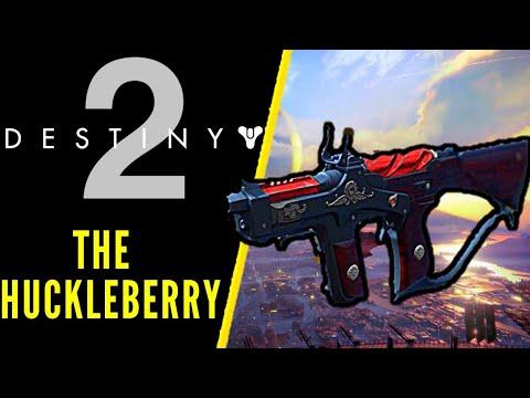 destiny 2 warmind the huckleberry - cinemapichollu
