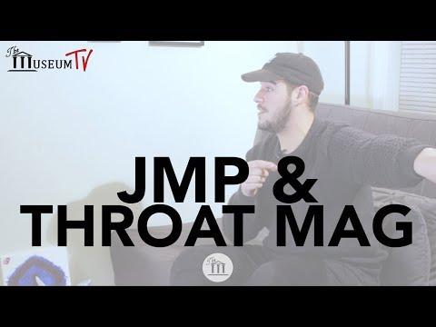JMP, Director for XXXTentacion, Playboi Carti, Lil Uzi Vert & More Starts THROAT MAG | #TMTV