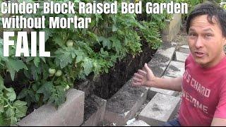 Video Cinder Block Raised Bed Garden Without Mortar Fail - 2 Year Update download MP3, 3GP, MP4, WEBM, AVI, FLV Juni 2018