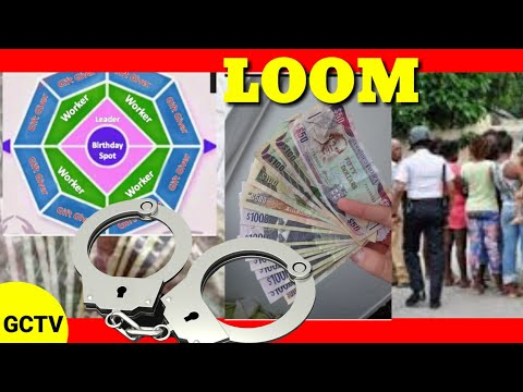 "LOOM - ""Jamaica's newest get rich quick scheme"" and risks involved (JAMAICA NEWS)"
