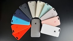 Apple iPhone 6s & 6s Plus Silicone Case (All Colors): Review