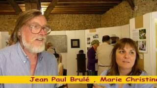 Les amis du vieux Villeneuve sur yonne, expo 2009