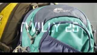 [NEPA] 네파 미디어센터 트윌리 25리터 배낭 영상