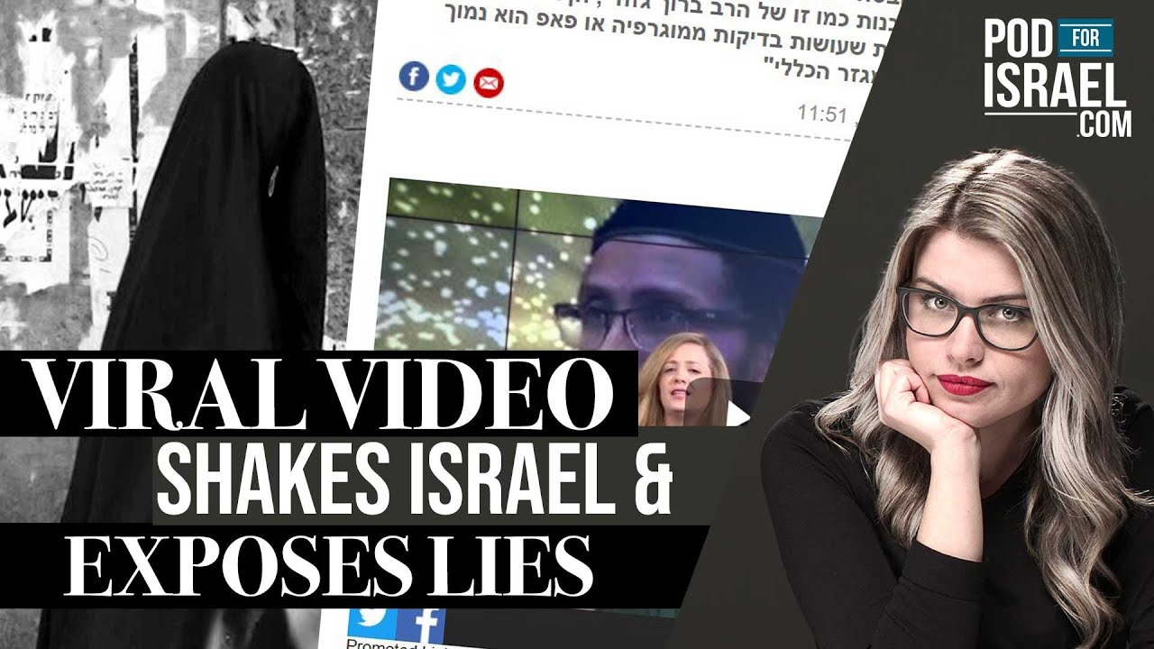 Viral Video ROCKS the Rabbinic establishment and shocks Israel - Anastasia - Pod for Israel
