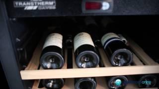 Expert Reviews 42 Bottle Transtherm Studio Glass Door Wine Cellar Stu1gdbatrh - Appliances Online