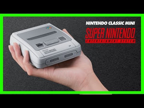 Reggie fils-aime says don't buy a snes classic mini from scalpers by BuzzFresh News