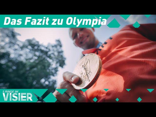 Folge 09 | Das Fazit zu Olympia | 5 Ringe im Visier