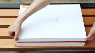 Teclast F7 Notebook - SILVER 6GB RAM + 128GB SSD  unboxing and review Price