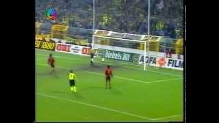 Borussia Dortmund - AS Rom UEFA-Cup  1992/93