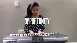 Opportunity - Sia (Cover by Caitlin Diaz)