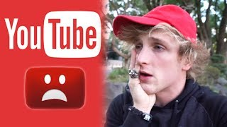 Logan Paul Being PUNISHED by YouTube?