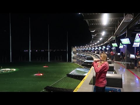 Feeling Like Pro Golfers At Our Top Golf Orlando Date Night!