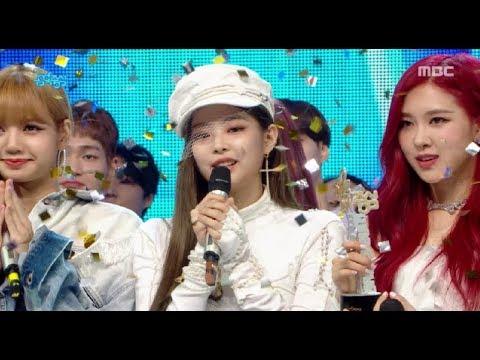 [HOT]6월 5주차 1위 '블랙핑크 - 뚜두뚜두(BLACKPINK  - DDU-DU DDU-DU )' Show Music core 20180630
