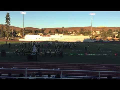 Vanden High School marching band
