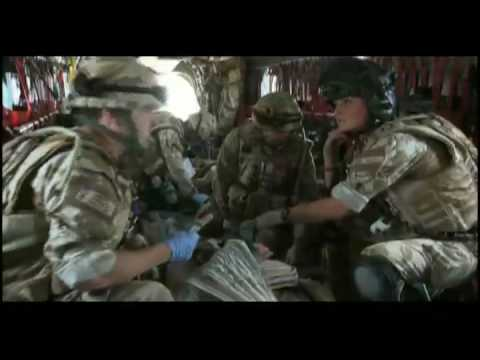 Nurse Serves In Afghanistan Combat