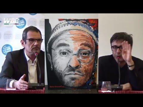 WBE Television Group - DARIO BALLANTINI Mostra Circolo Stampa MI