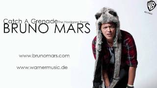 "Bruno Mars : ""Catch A Grenade (The Hooligans Remix)"" - [AUDIO]"