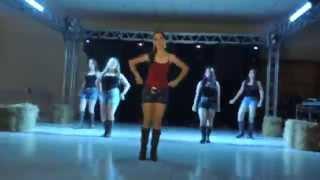 Pitbull feat. Ke$ha-Timber Mix  choreography - Dança de 15 anos Karoline Duhatschek