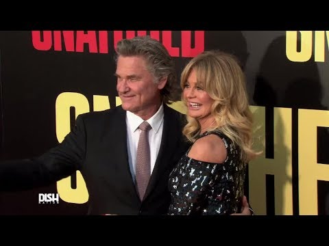 KURT RUSSELL AND GOLDIE HAWN'S X-RATED LOVE STORY!