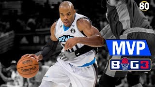 MVP сезона BIG3   Smoove