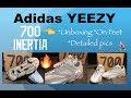 Adidas Yeezy 700 Inertia Unboxing - On Feet - Detailed Pics