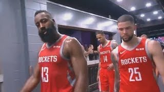 James Harden Gets Mad After Nets Ruin His Best Game Ever & Rockets Chokes! Rockets vs Nets - 58 Pts