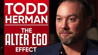 TODD HERMAN - THE ALTER EGO EFFECT: How To Activate Your Heroic Self - Part 1/2   London Real YouTube Videos