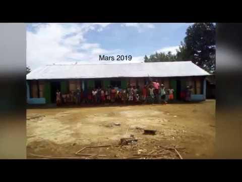 Construction de l'école d' AMBOHITSARA 2