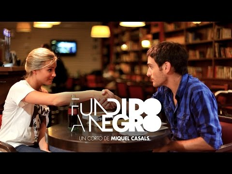 """Fundido a negro"" (2012) con Raül Tortosa, Anna Ferran, Anna Castillo e Iñaki Mur"