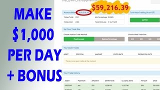 How To Make Money Online Fast - Earn Money $1,000 Per Day