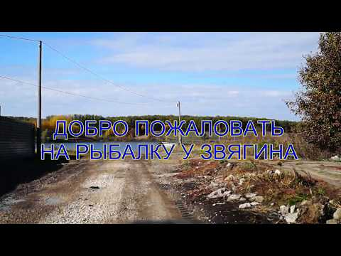 Дорога из Воронежа в Семилуки а потом в Землянск к пруду Головищи.