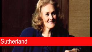 Dame Joan Sutherland: Handel - Samson, 'Let the bright Seraphim'