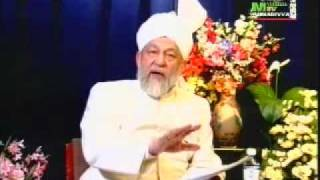 Ahmadiyya Khalifa reply to Anti Ahmadiyya Allegations 5/6