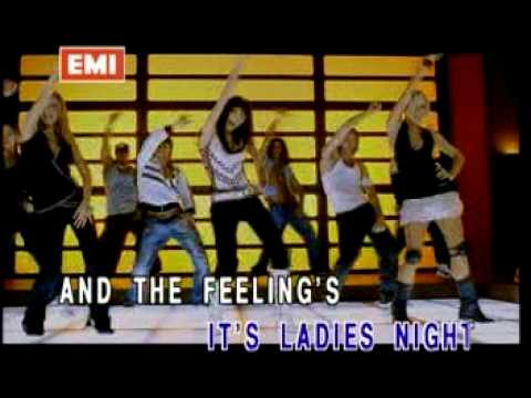 Atomic Kitten - Ladies night  {Karaoke}