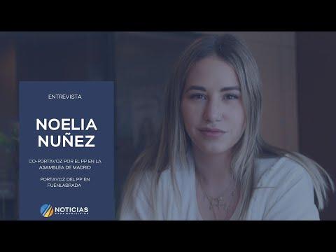 Noelia Nuñez (PP Fuenlabrada)  cuenta cómo llevará el sur de Madrid a la Asamblea de Madrid