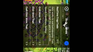 Clash of clans hile (root)