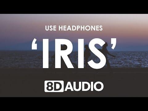 Goo Goo Dolls - Iris 8D  🎧