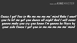 เนื้อเพลงสากล Ma`Mind-Chris Thrace