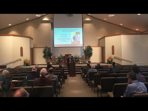 RBNet Missionary Presentations from Rick Horne and Gordon Taylor