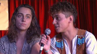 Meet Greta Van Fleet the young band with a