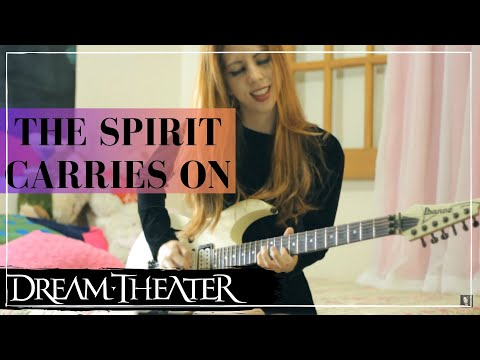 The Spirit Carries On (Dream Theater) - Andressa Mouxi