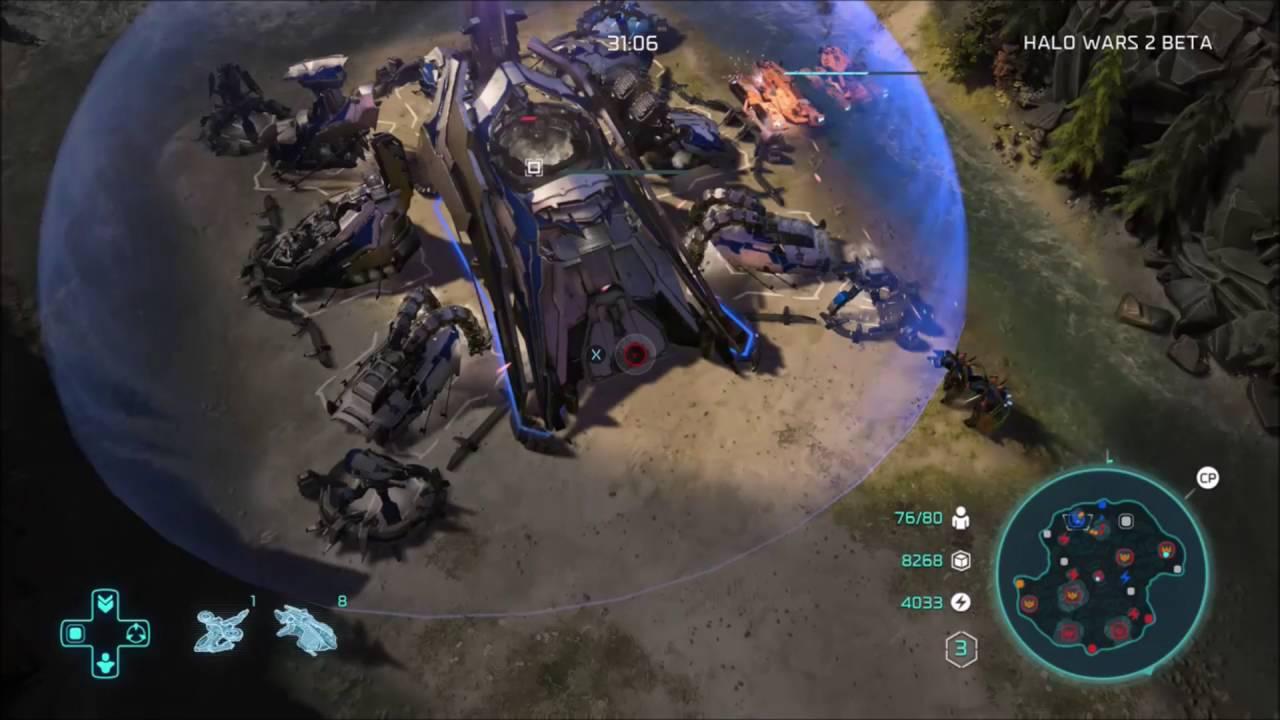 Halo wars 2 vulture 2